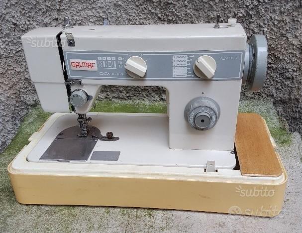 GALMAC macchina per cucire