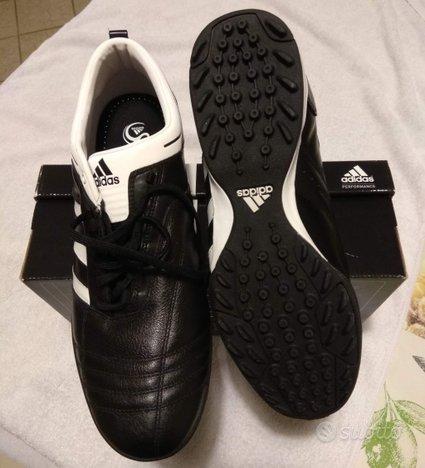 Scarpe calcio Adidas Adinova NUOVE in vera pelle