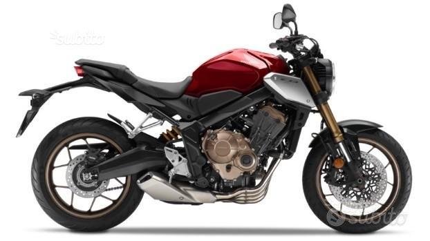 Honda CB 650 R 2021 Euro 5