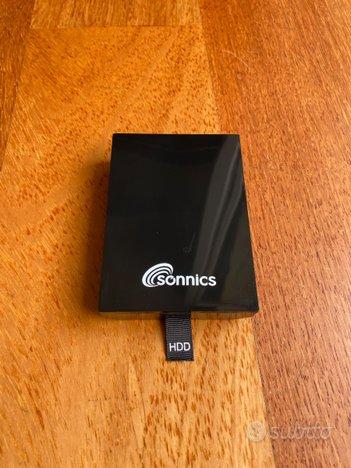 SONNICS Hard drive interno slim 320 Gb XBOX 360