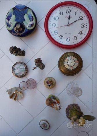 13 oggetti d'arte
