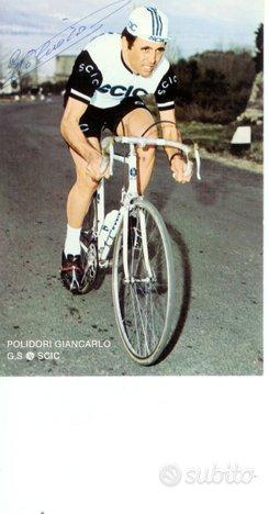 Collezionismo campioni di ciclismo