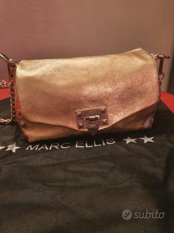 Borsa Marc Ellis Oro Rosa In Rame