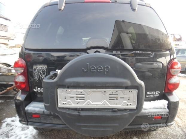 Jeep Cherokee 3° serie KJ ricambi USATI