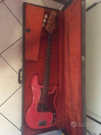 Basso Fender Precision 1964
