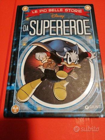 lotto disney fumetti vari mensili supereroe la