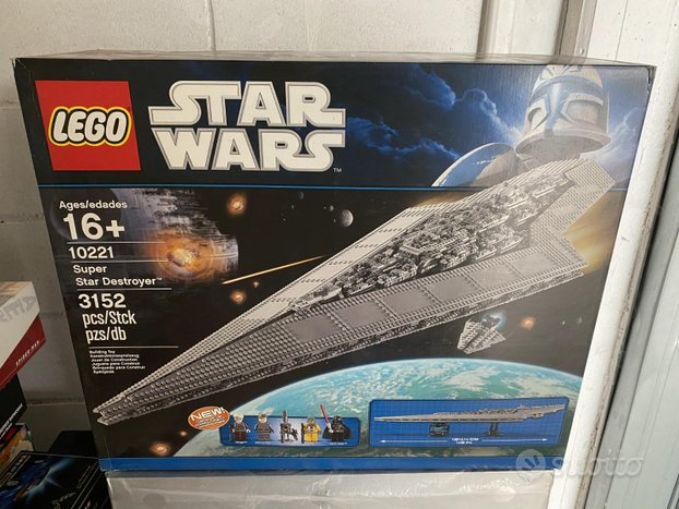 LEGO NUOVI Star Wars, Batman, Technic, ecc
