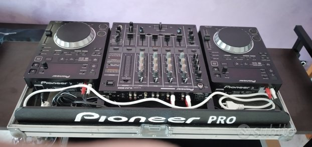 Consoll pioneer