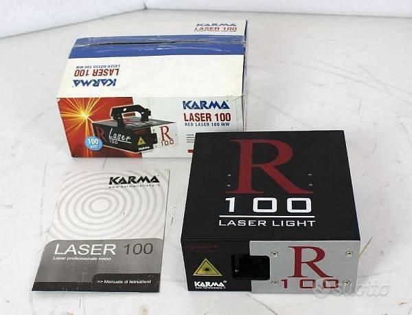 Karma Laser 100 R - laser rosso