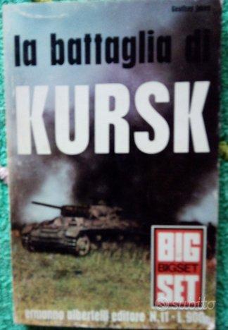La battaglia di Kursk