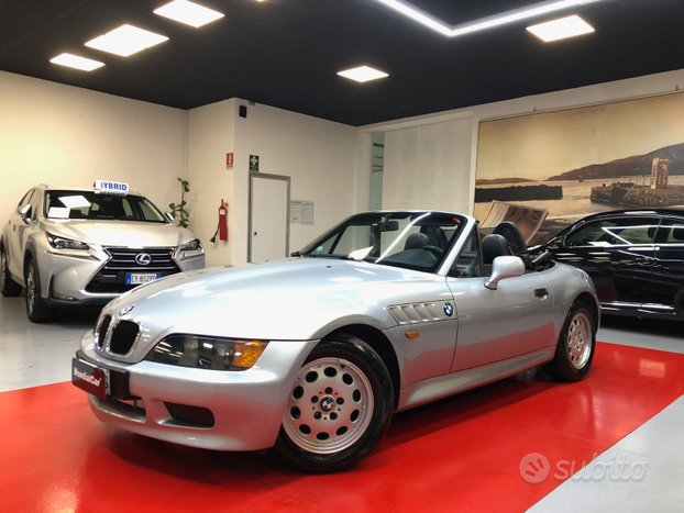 BMW Z3 1.9 16V cat Roadster 140CV 1998 * CABRIO