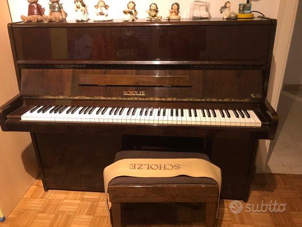 Pianoforte a muro Sholzen