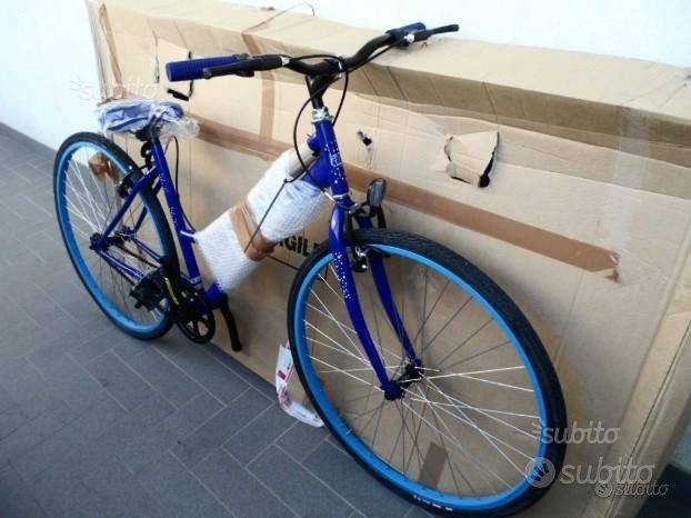 Bicicletta Donna Bici Baci Nuova ancora imballata