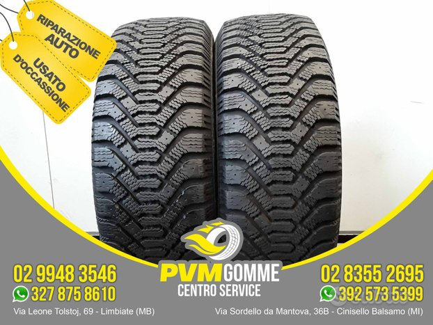 Gomme usate 205 60 16 96t good year invernali au