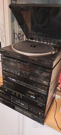 Impianto Stereo hi-fi Pioneer