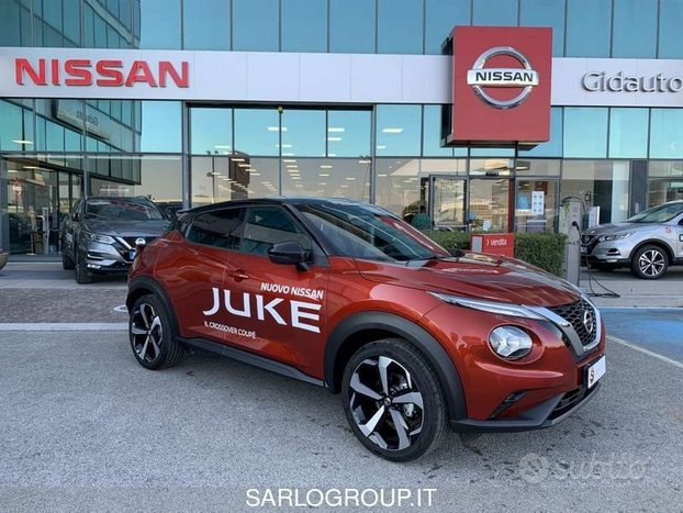 Nissan Juke TEKNA DCT