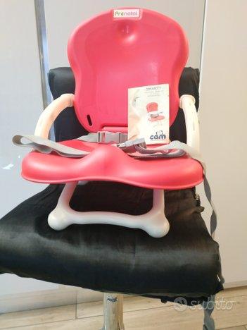 Rialzo da sedia cam smarty rosso