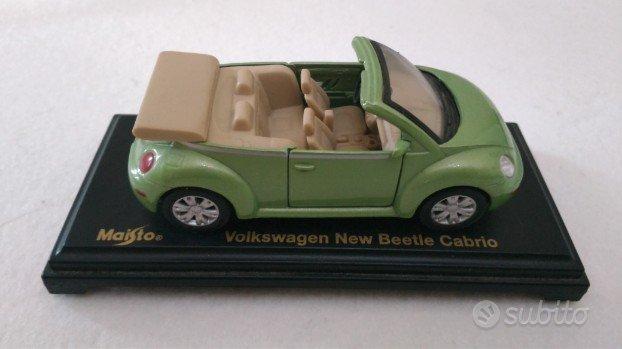 Maisto Volkswagen New Beetle Cabrio
