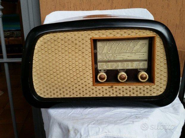 Radio anni 40 perfetta