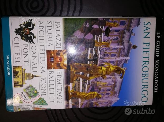 Guida Mondadori San Pietroburgo