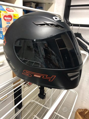 Casco AGV S4 moto scooter