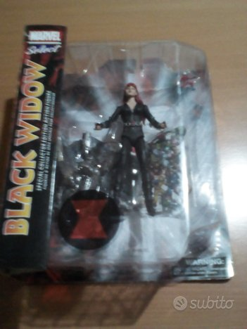 Black widow la vedova nera nuova