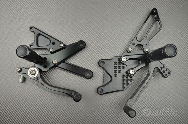 Pedane Arretrate BMW S1000R / RR ABS 2009 2016