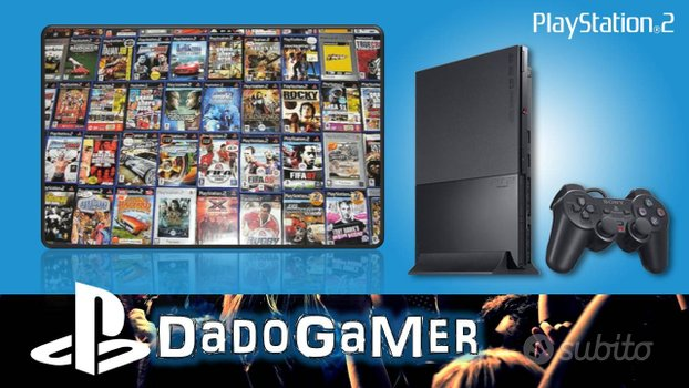 Dadogamer : Giochi Playstation PS2 (LISTA 1 A-M)