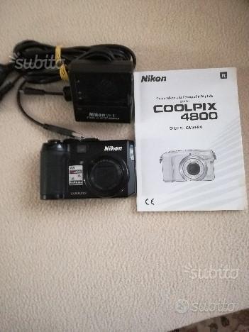NIKON camera digitale coolpix 4800