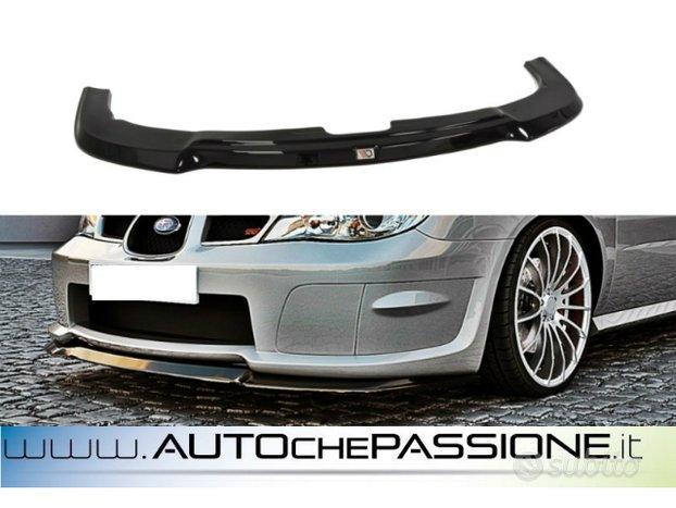 Splitter/Spoiler anteriore per Subaru Impreza WR