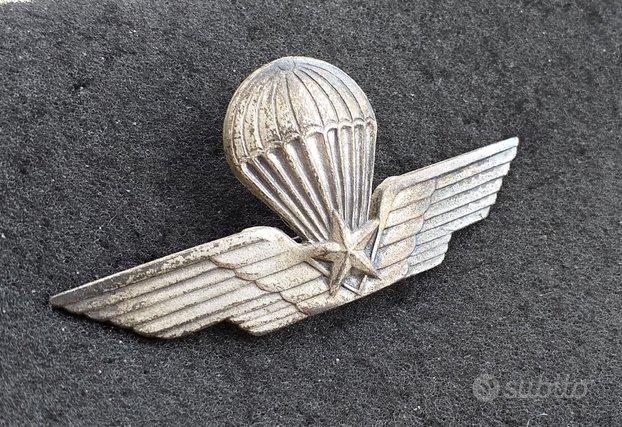 Brevetto Paracadutista Folgore primi anni '70