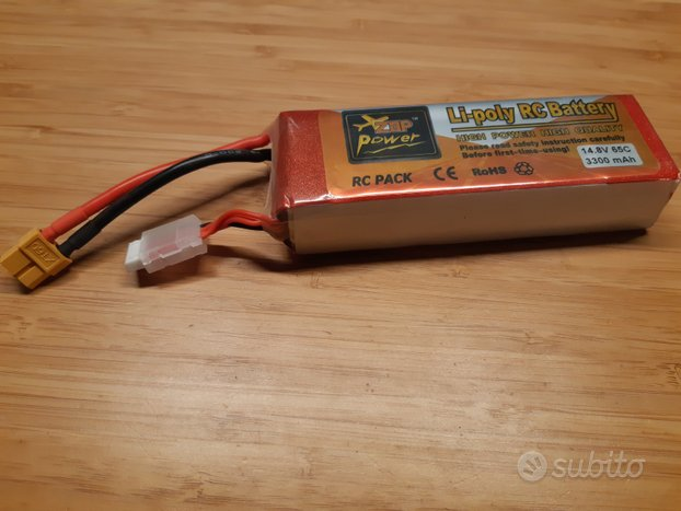 ZOP Power batteria Li-poly 14.8V 3300mAh 65C
