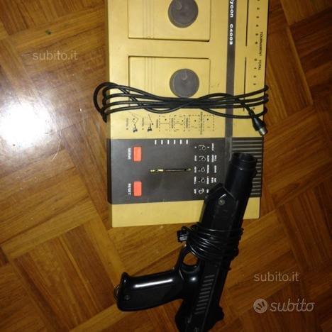 Videogioco vintage anni 70