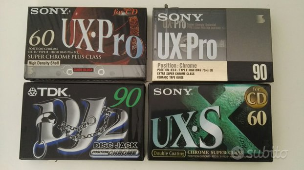 Cassette tipo Chrome