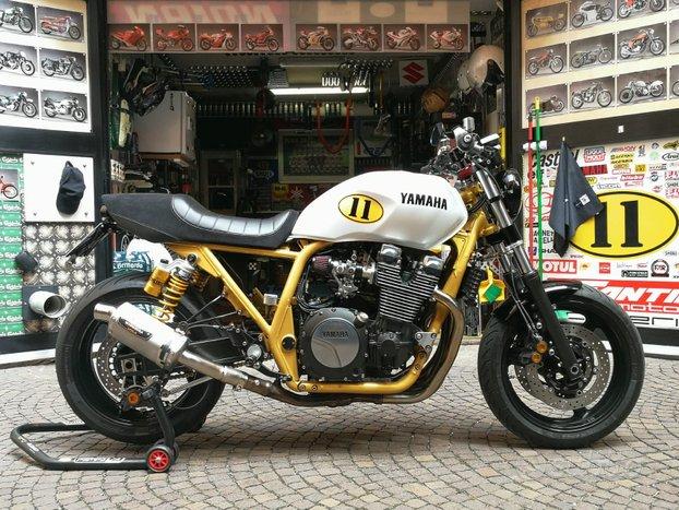 Yamaha XJR 1300 - 2011 ALL. ARTIGIANALE