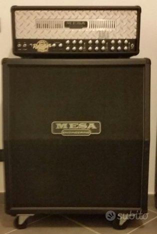 Amplificatore Mesa Boogie Dual Rectifier