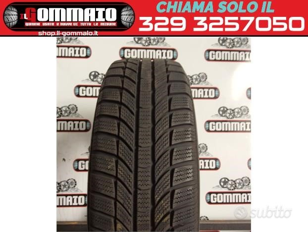 Gomme usate P 205 55 R 16 GT RADIAL INVERNALI