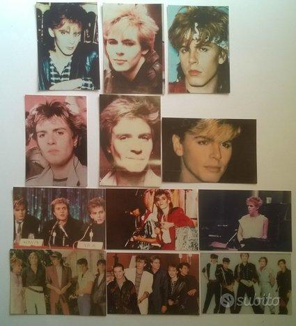 Band Duran Duran - 14 Foto Fotografia ca. 10x15 cm