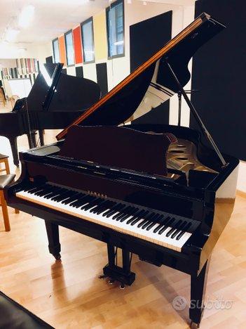 Pianoforte Yamaha G3 Nero + Silent