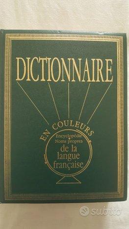 Dizionario illustrato a colori francese