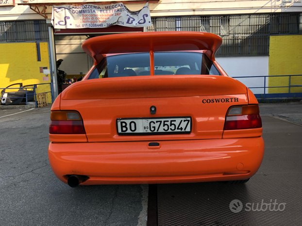 Ford escort RS COSWORTH ASI