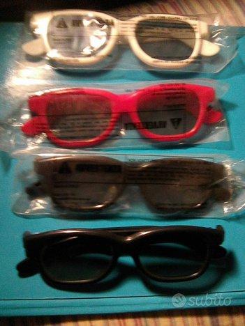 Occhiali passivi 3d lg