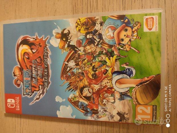 Nintendo Switch Gioco One Piece