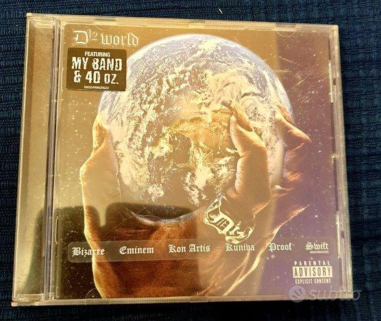 Album D12 - 8 mile road (Eminem)