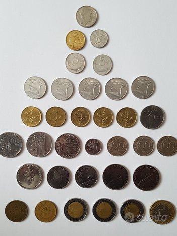 Collezione di monete italiane antiche originali
