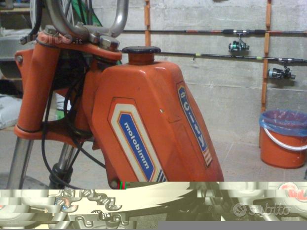 Motobimm city 50 cc - Anni 70