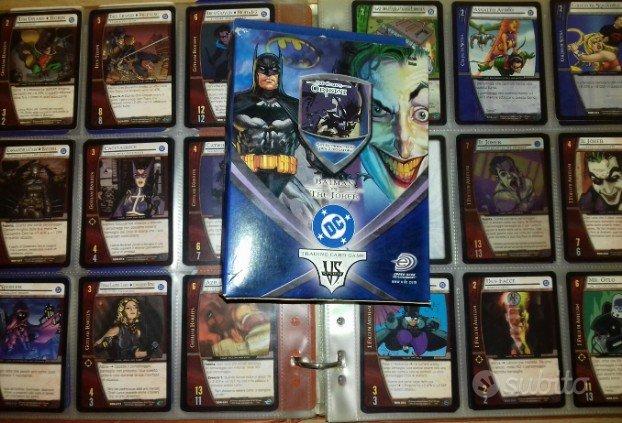 Batman vs Joker Dc Trading Card Game Ed. Italiana