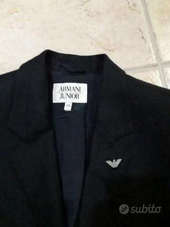 Giacca Armani Junior