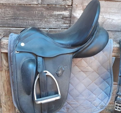 Sella dressage Zaldi Drim