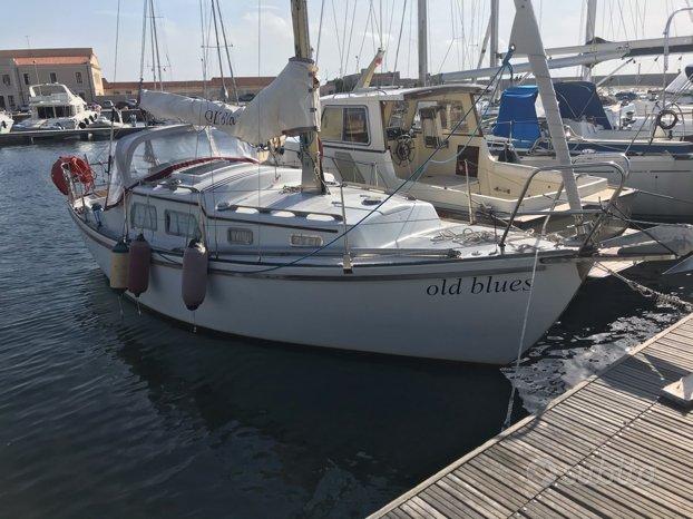 Barca a vela Fellowship 27